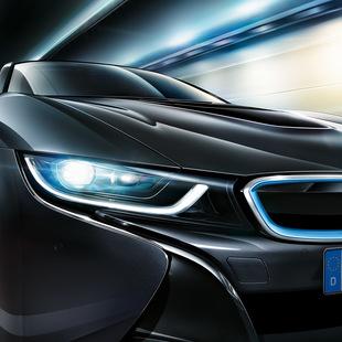 BMW Série I8
