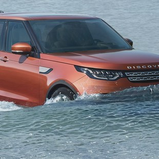 Land Rover Novo Discovery