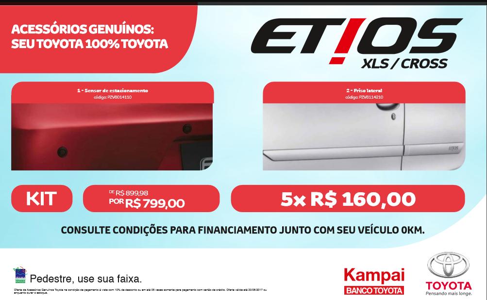 galeria COMBO ETIOS XLS