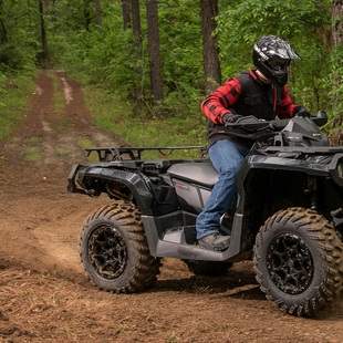 Can-Am Offroad Outlander 2018