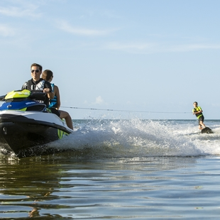 BRP Sea-Doo Wake