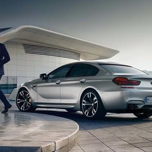 BMW Série M6 Gran Coupé