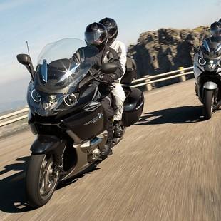 BMW Motorrad K 1600 GTL Exclusive