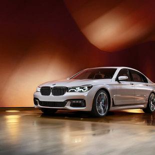 BMW Série 7 Sedã