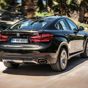 BMW X6 2018 2018