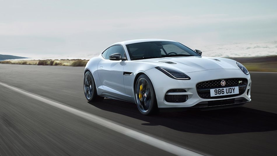 ... Jaguar JAGUAR F TYPE COUPE ...