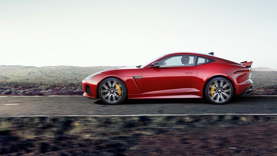 ... Jaguar JAGUAR F TYPE COUPE ...