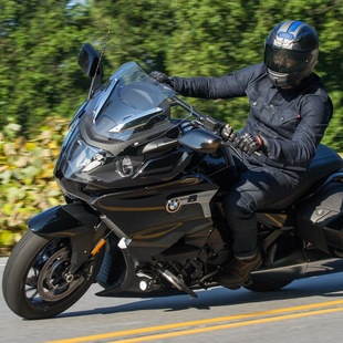 BMW Motorrad K 1600 Bagger