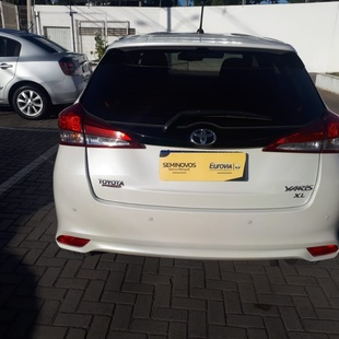 Toyota Yaris Hb Xl Plus At 1.3 Flex