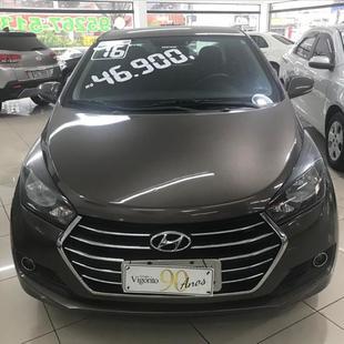 Hyundai HB20S 1.6 Comfort Style 16V