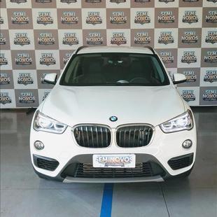BMW X1 2.0 16V TURBO GASOLINA SDRIVE20I GP 4P AUTOMÁTICO