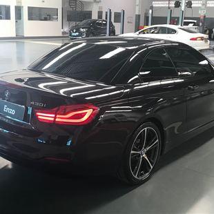 BMW 430i 2.0 16V GASOLINA CABRIO SPORT AUTOMÁTICO