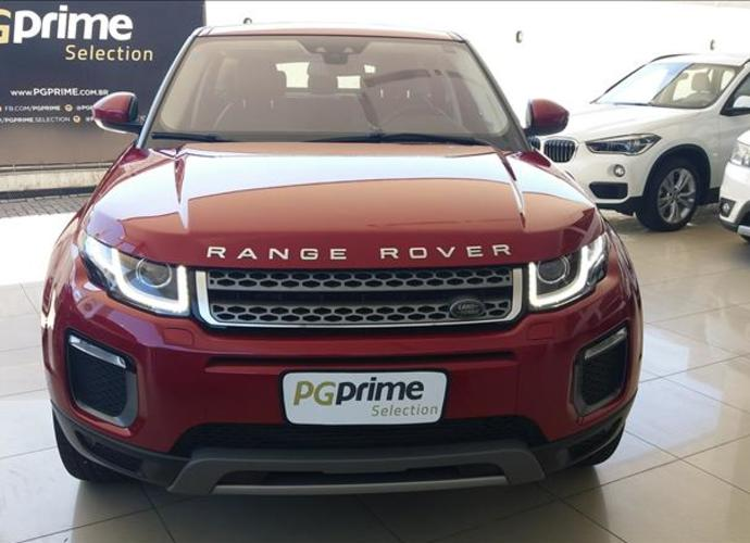 Used model comprar range rover evoque 2 0 se 4wd 16v 2016 168 2a00125bed