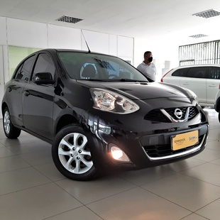 Nissan March Sv 1.0 16V Flexstart