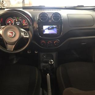 Fiat Palio Sporting 1.6 16V Flex 4P
