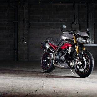 Speed Triple 2018