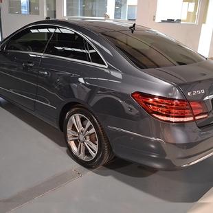 Mercedes Benz E 250 2.0 COUPÉ 16V TURBO GASOLINA 2P AUTOMÁTICO