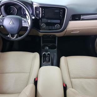 Mitsubishi Outlander 2.0 16V Aut 4P