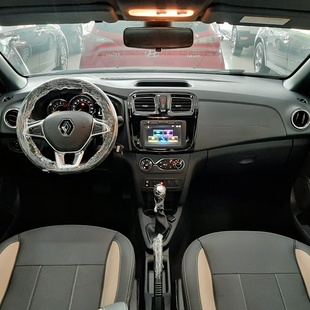 Renault Sandero Sic16Cvt