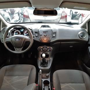 Ford Fiesta Ha 1.5L S Flex