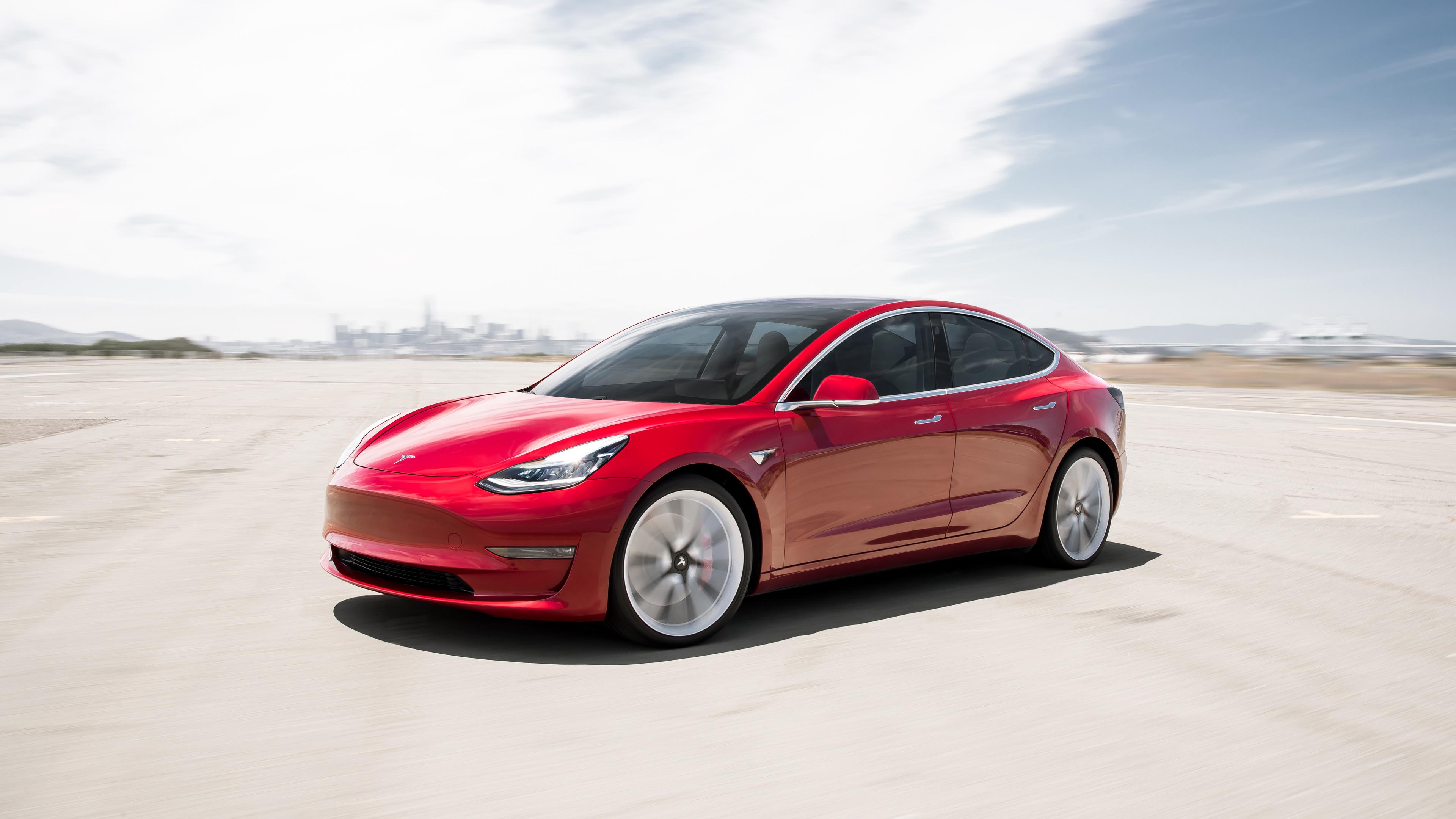 Tesla carregando