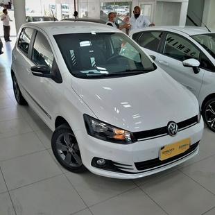 Volkswagen Fox Run 1.6 8V Flex