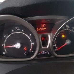 Ford Fiesta Hatch SE Rocam 1.6 (Flex)