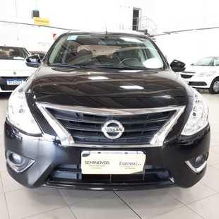 Nissan Versa SL 1.6 CVT