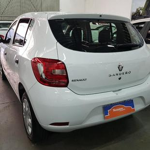 Renault Sandero Authentique 1.0 12V Sc 4P