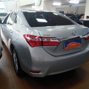Toyota Corolla Sedan Gli 1.8 16V Fle 4P