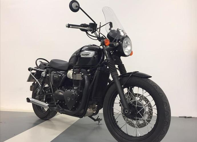 galeria BONNEVILLE T100 BLACK 900