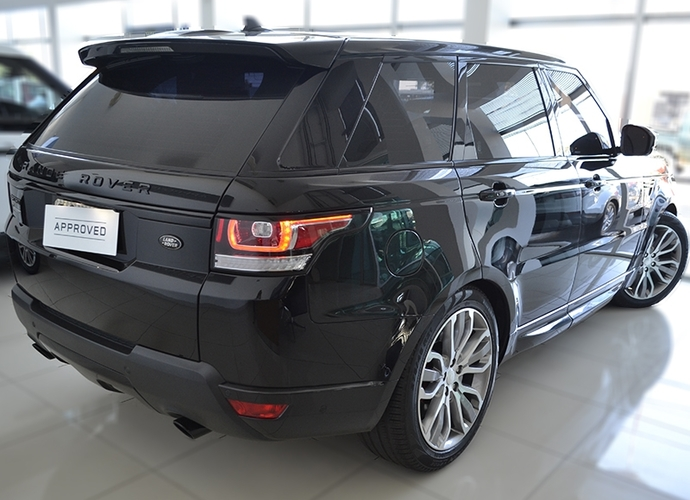 Used model comprar range rover sport 5 0 hse dynamic 4x4 v8 32v gasolina 4p automatico 224 d576d079d1