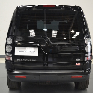 Land Rover DISCOVERY 4 3.0 SE 4X4 V6 24V BI-TURBO DIESEL 4P AUTOMÁTICO