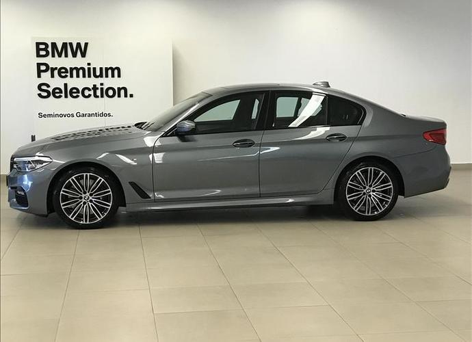 Used model comprar 540i 3 0 24v turbo m sport 2018 266 4a9ad82937