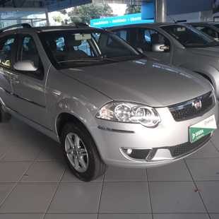 Fiat Palio Weekend Attractive 1.4