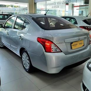 Nissan Versa 1.6 Sv Mt