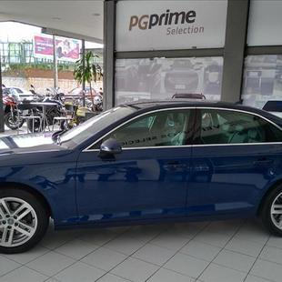 Audi A4 2.0 TFSI Launch Edition S Tronic