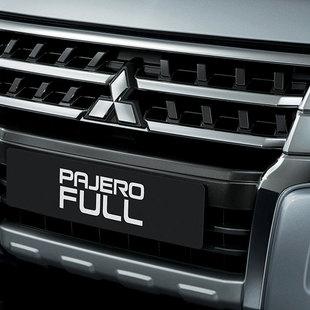 Mitsubishi Pajero Full 3D 2019