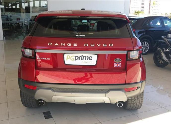 Used model comprar range rover evoque 2 0 se 4wd 16v 2016 168 14009a6829