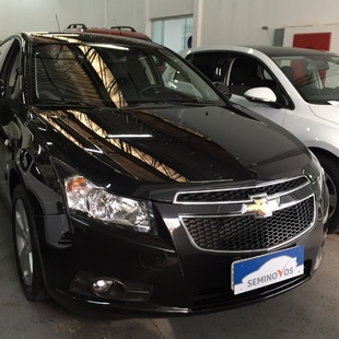 Chevrolet Cruze Lt 1.8 16V Ecotec Aut 4P