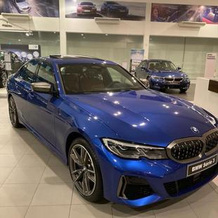 BMW M 340I 3.0 Twinpower