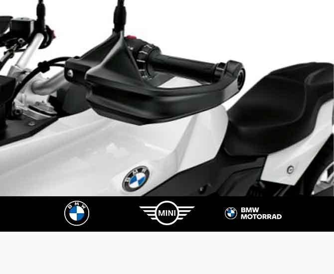 galeria Protetor de mão para BMW F 750 GS e F 850 GS