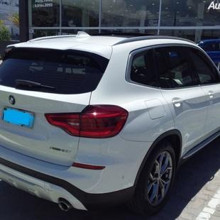 BMW X3 4X4. Xdrive20I 2.0 Tb 16V