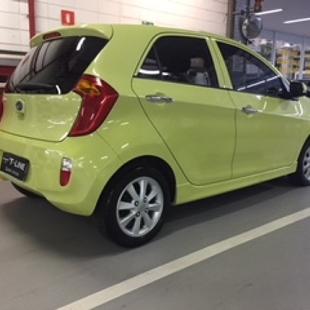 Kia PICANTO 1.0 EX 12V FLEX 4P AUTOMATICO
