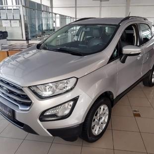 Ford Ecosport Se At 1.5 Flex