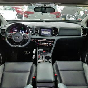 Kia Motors Sportage Ex 2Wd 2.0 16V At Flex