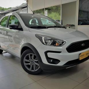 Ford Ka Tivct Flex Freestyle 1.5