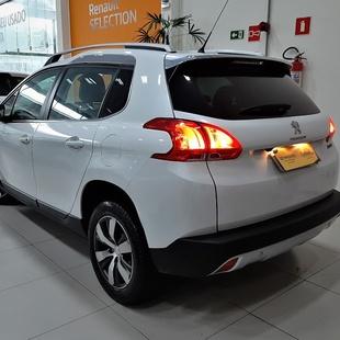 Peugeot 2008 Griffe 1.6 Flex At 4P