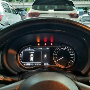Nissan Kicks 1.6 16V Flex Sl Xtronic Cvt