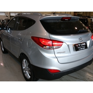 Hyundai IX35 2.0 MPFI GLS 4X4 16V GASOLINA 4P AUTOMÁTICO